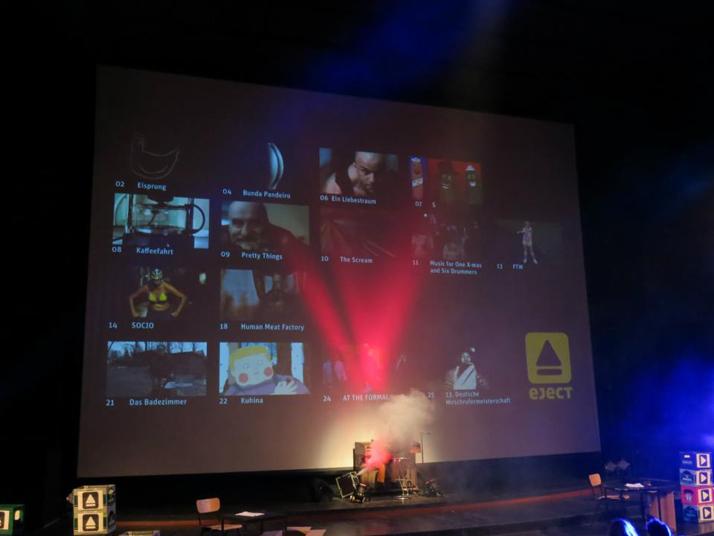 berlin int. shor film festival - bunda pandeiro