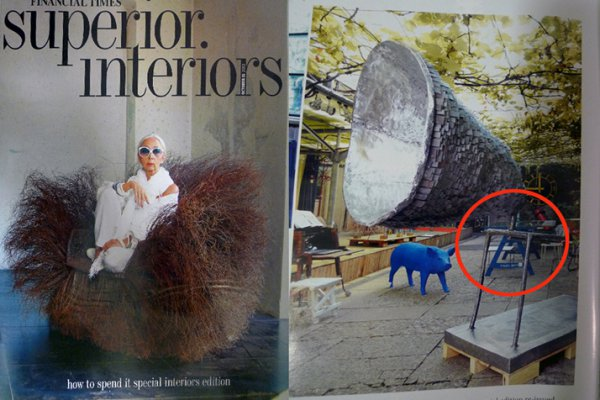 FINANCIAL TIMES 2011